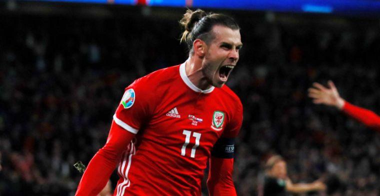 Polen kwalificeert zich voor EK; Bale bezorgt Wales punt tegen Kroatië