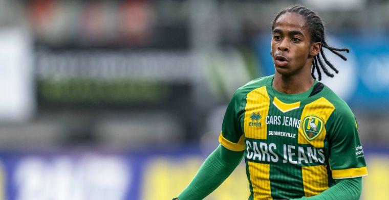 'Voetballen in De Kuip, het mooiste stadion van Nederland, daar droom ik van'
