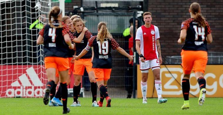PSV Vrouwen winnen in Amsterdam van Ajax; streekderby is prooi voor Excelsior