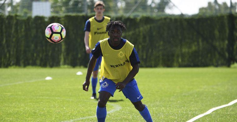 Pech voor Lierse, jeugdproduct van Club Brugge is zes maanden out