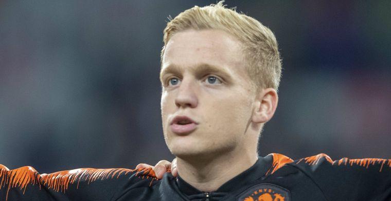 De Mos hard voor 'verloren clubspeler': Hij past niet in het Nederlands elftal