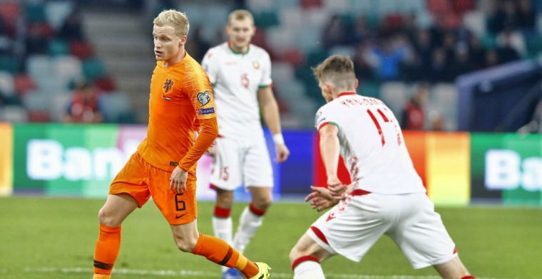 Marca: Real Madrid en Ajax akkoord over Van de Beek, transfer geen zekerheid