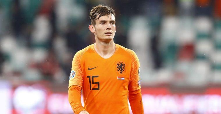 De Roon zag reserverol aankomen: 'Van Donny en Davy wordt elftal niet minder'