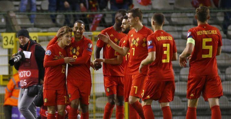 UEFA wijst Malinovskyi en Rode Duivel als uitblinkers van speelronde 7 aan
