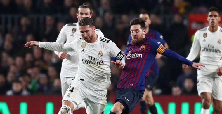 'Onrust in Barcelona: Real Madrid maakt zich zorgen in aanloop naar Clásico'