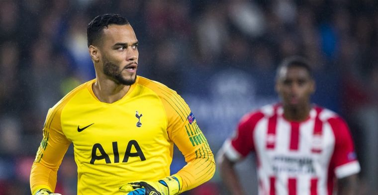 Update: Tottenham sluit verloren zoon Vorm al na enkele maanden in de armen