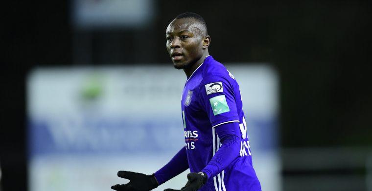 Kayembe mag ex-Anderlechtman bedanken voor zijn eerste cap