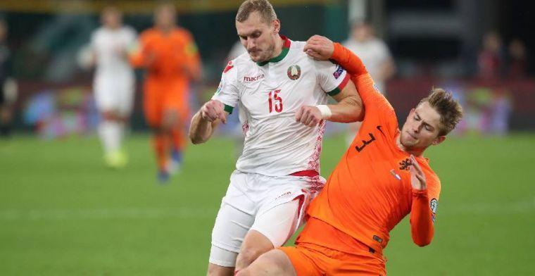 Oranje-fans 'verwend' door Frenkie de Jong: 'Blijft genot om naar te kijken'