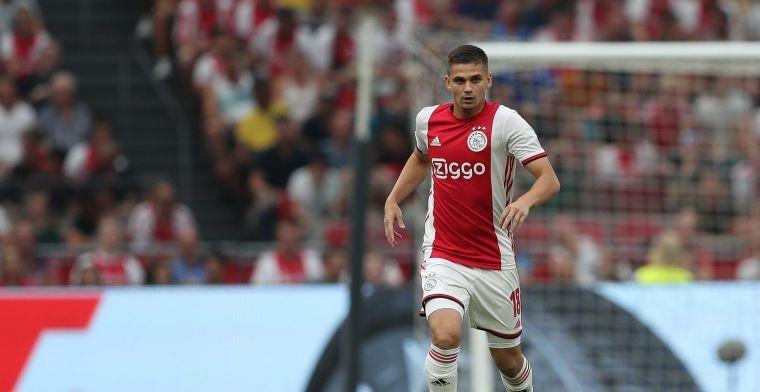 Marin breekt nog geen potten bij Ajax: Iedereen had meer verwacht