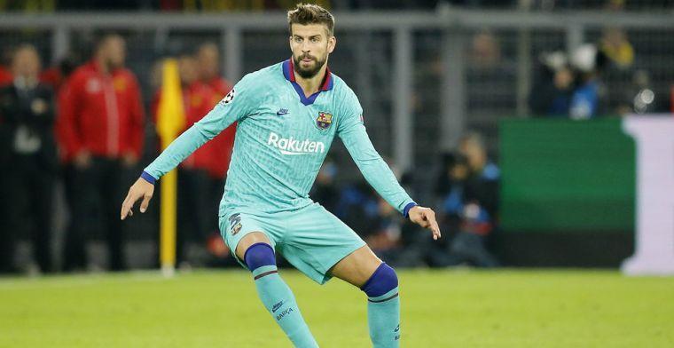 Barça neemt stelling tegen veroordeling Catalaanse politici, Piqué 'trots'