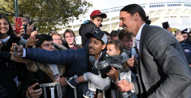 'De enige die het seizoen van Man United kan redden is Zlatan Ibrahimovic'