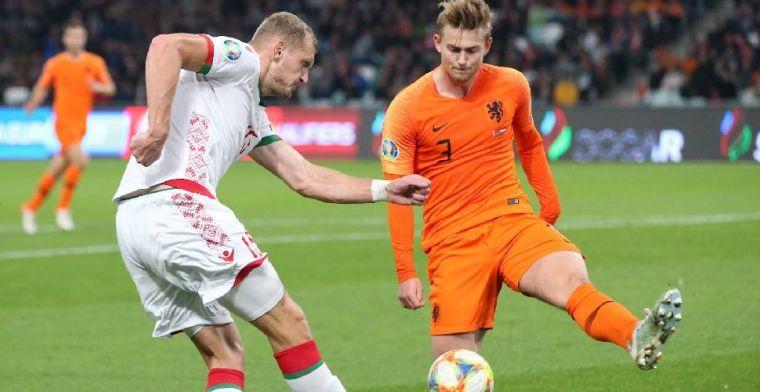 De Ligt: 'Het is een gevoel van onoverwinnelijkheid dat ik bij Ajax wel had'