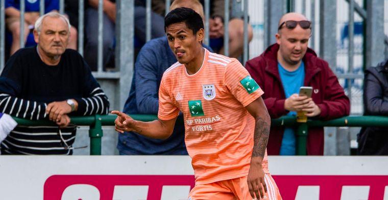 Licht aan het einde van de tunnel, Najar werkt hard aan terugkeer bij Anderlecht