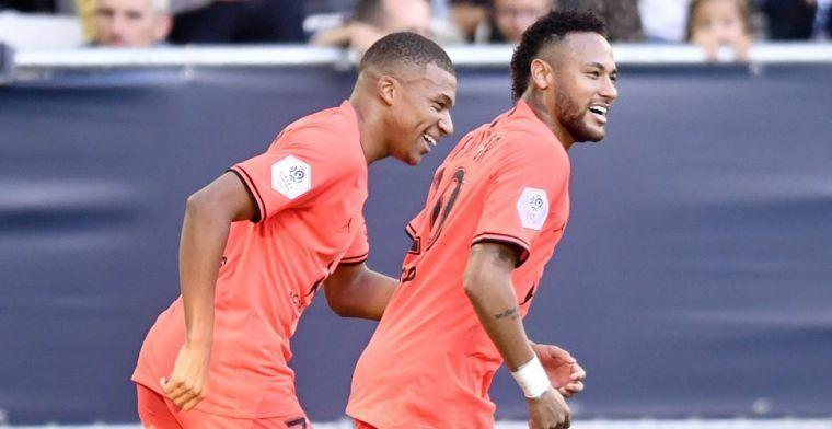 Nieuwe tegenvaller voor PSG en Neymar: Braziliaanse ster wéér geblesseerd
