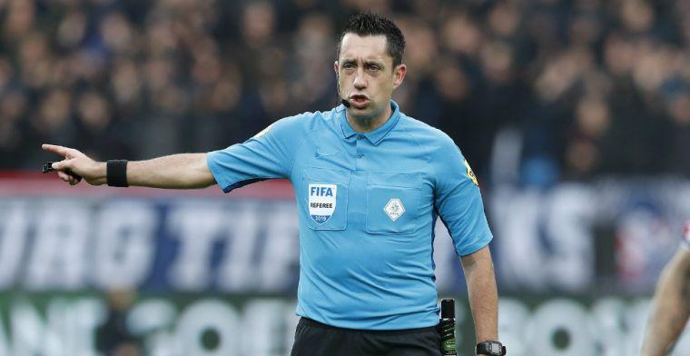 Higler verpest wedstrijd voor Azerbeidzjan: 'Dit was een ongelooflijke vergissing'