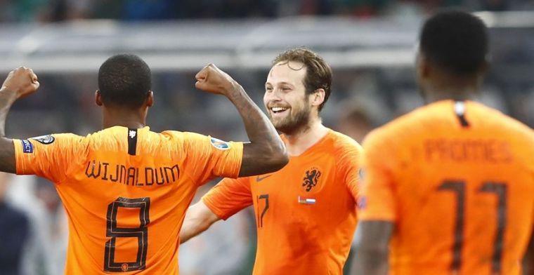 'De gehele rechterkant van dit Oranje staat ter discussie'