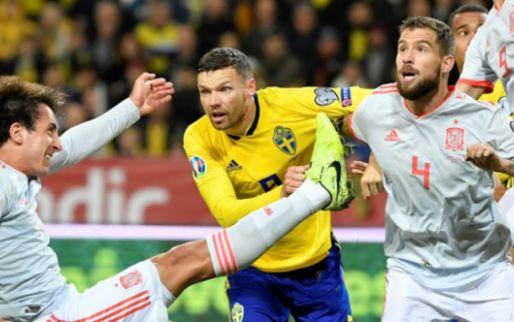 Afbeelding: Spanje kwalificeert zich voor EK, Zweden en Roemenië op weg naar sleutelduel