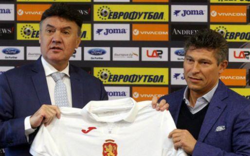 Afbeelding: Voorzitter Mikhailov trekt conclusie en verlaat Bulgaarse voetbalbond