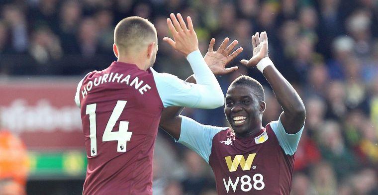 Nakamba maakt indruk in Premier League: Hij gaat vaste waarde worden