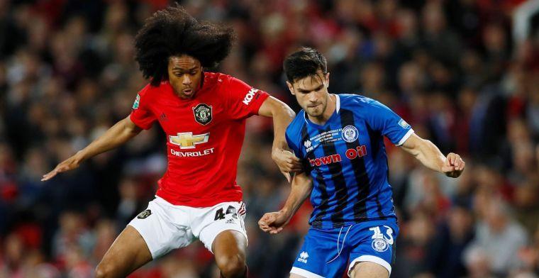 Man United overweegt verhuur Chong: 'Er zal dan besloten moeten worden'