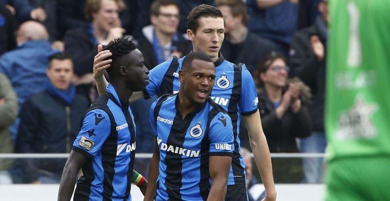 Spits van Club Brugge heeft nog veel te leren: Dat vraagt Clement me