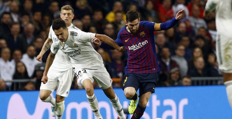 Groot nieuws uit Spanje: El Clásico mogelijk niet in Camp Nou, maar Bernabéu