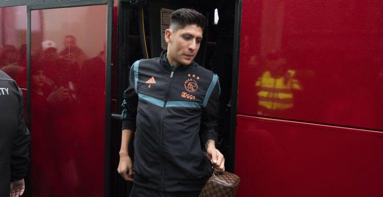 'PSV was veilig, maar voor mij was het direct duidelijk dat ik naar Ajax wilde'