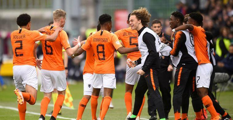 Oranje-selectie voor jeugd-WK bekend: acht van de 21 spelers afkomstig van Ajax