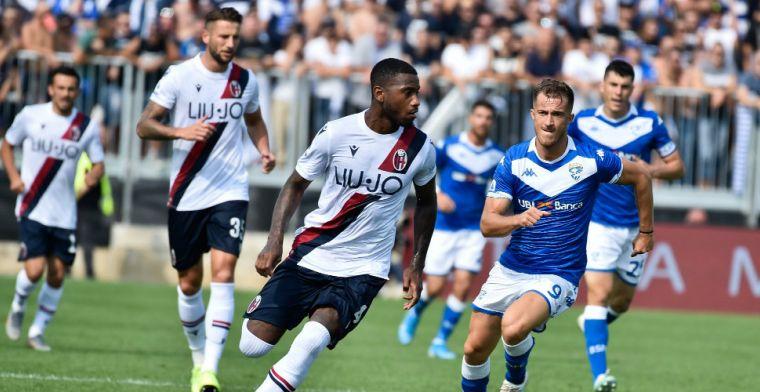 Voormalig Ajax-speler bloeit op bij Bologna: 'Dat was best een vreemde stap'