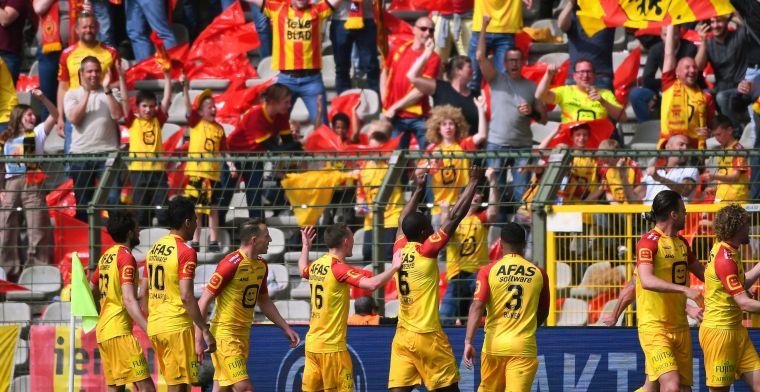 'Toeschouwersaantallen in Jupiler Pro League stijgen, met dank aan KV Mechelen'