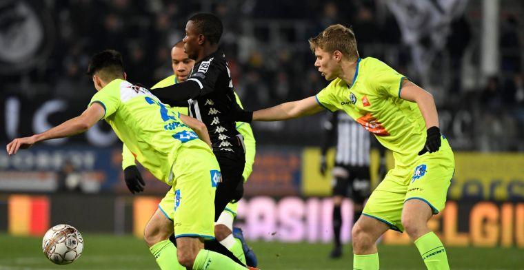 """Osimhen denkt nog steeds aan Charleroi: """"Ik ben iedereen daar zo dankbaar"""""""