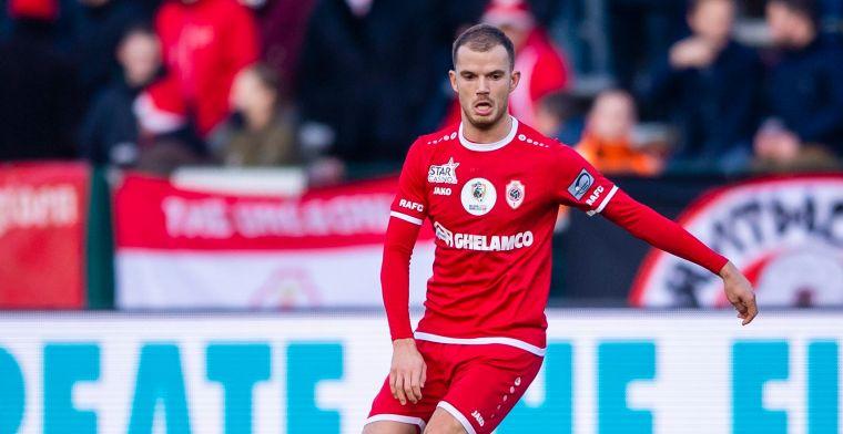 Hairemans moet nog wennen: Bij KV Mechelen is die klik totaal anders