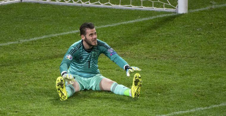 Update: 'Manchester United vreest voor twee maanden lange absentie van De Gea'
