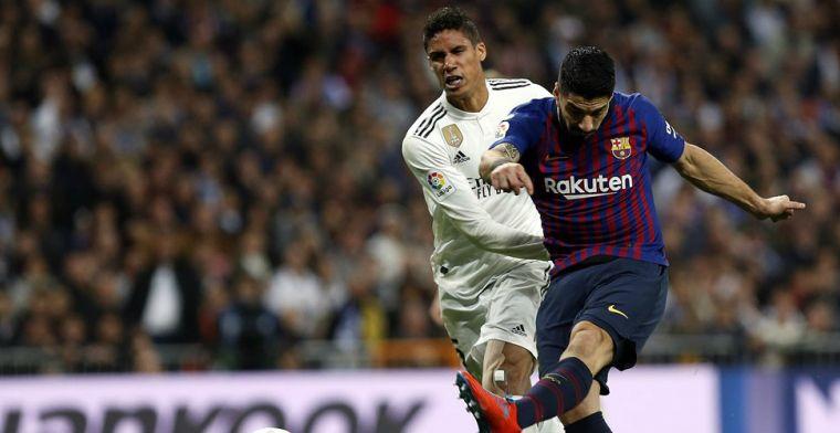 'Impasse dreigt: zowel Barça als Real Madrid wil geen extra Clásico in Madrid'