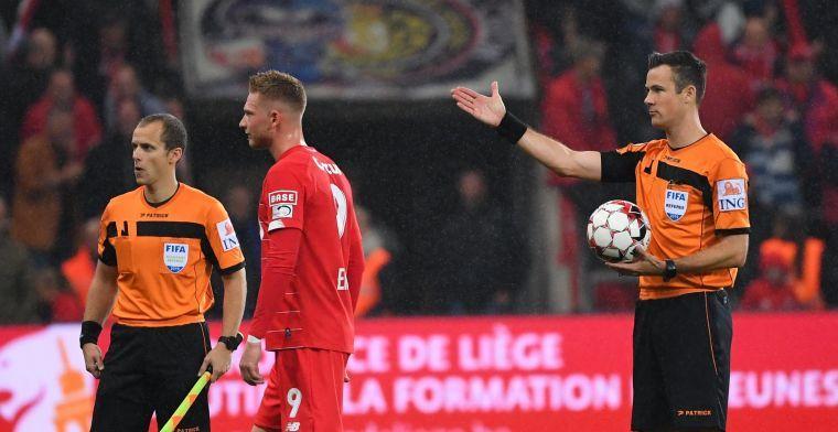Standard Luik en Charleroi krijgen boete na stopgezette Waalse Derby