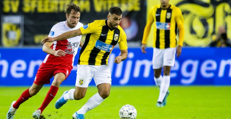 Vitesse incasseert tegenslag: knieblessure zet punt achter rest van 2019