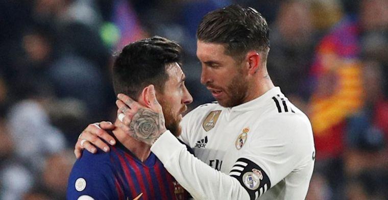 FC Barcelona én Real Madrid schieten unieke oplossing van bond voor El Clásico af
