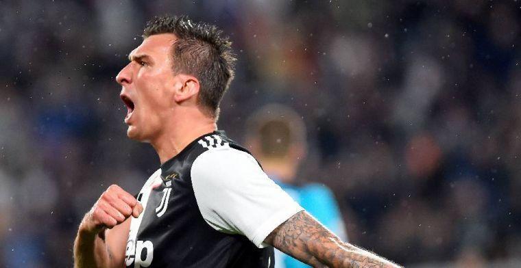 'Mandzukic zorgt voor verrassende wending en zet Manchester United in de kou'