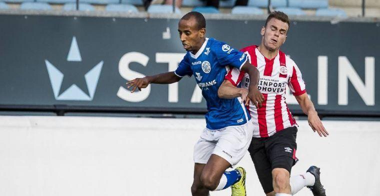 PSV en mislukte aanwinst niet uit elkaar: 'Huurcontract tot 30 juni'