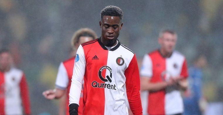 Feyenoord maakt contractnieuws officieel: nieuwe verbintenis tot zomer van 2022