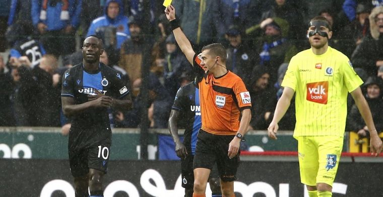 Opvallend: Spits Club Brugge eindigde op vierde plek voor Europese Gouden Schoen