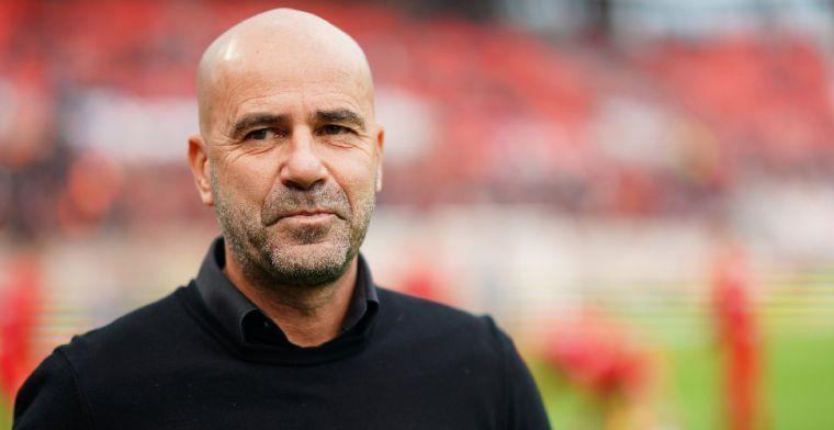 Bayer Leverkusen wil Bosz belonen: Er staat geen druk op