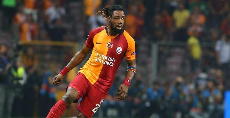 'Luyindama (ex-Standard) speelt zich bij Galatasaray in de kijker van PL-clubs'
