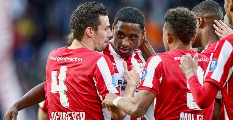 'Mensen dachten dat ik met opzet slecht speelde bij PSV, zo erg was het'
