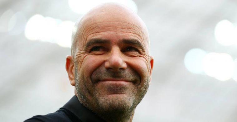Bosz doet beklag in Duitsland: 'Niet ideaal, dat is voor mij als trainer lastig'