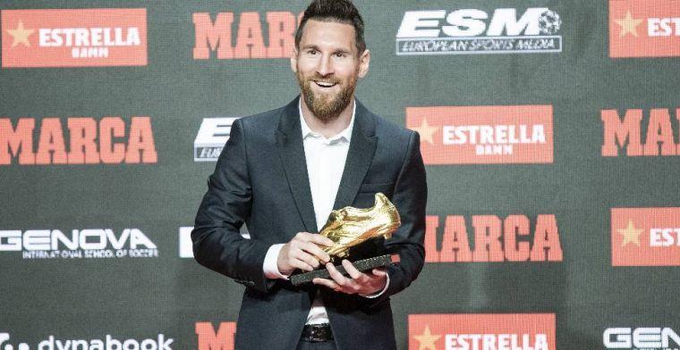 Enthousiaste Messi looft Oranje-duo: 'Frenkie heeft zich goed aangepast'