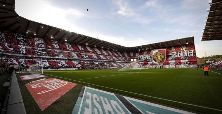 UEFA straft Eintracht Frankfurt, Standard krijgt geen Duitse fans over de vloer