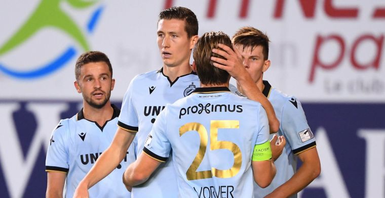 "Boya woest na 0-1 achterstand tegen Club Brugge: ""Altijd fout, altijd hetzelfde"""