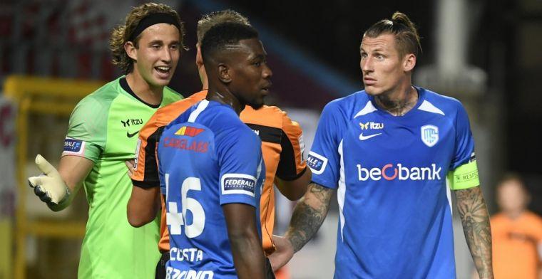 'Coucke ging de fans van STVV provoceren in ontspoorde Limburgse derby'