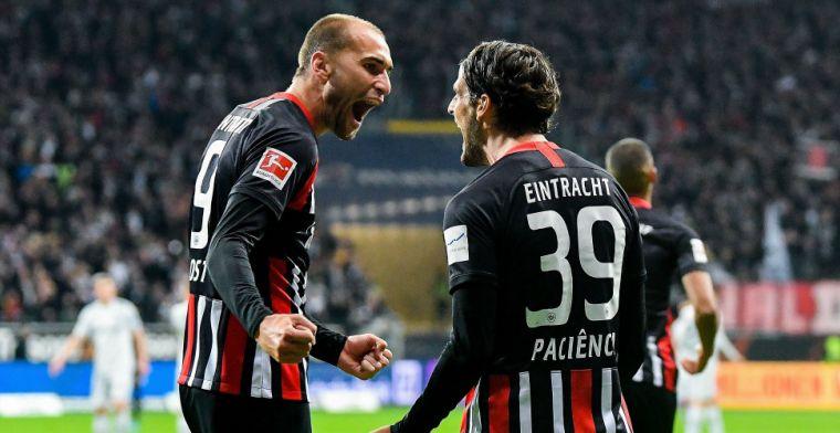 Leverkusen laat koppositie Bundesliga liggen, Mönchengladbach mag Frankfurt danken